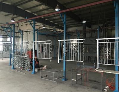 江阴护栏喷塑厂家